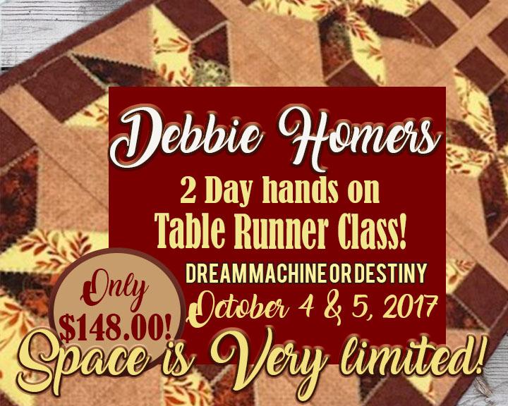 Debbie Homer 2-Day Event
