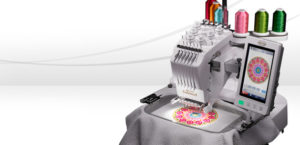 Baby Lock Endurance II Embroidery Machine