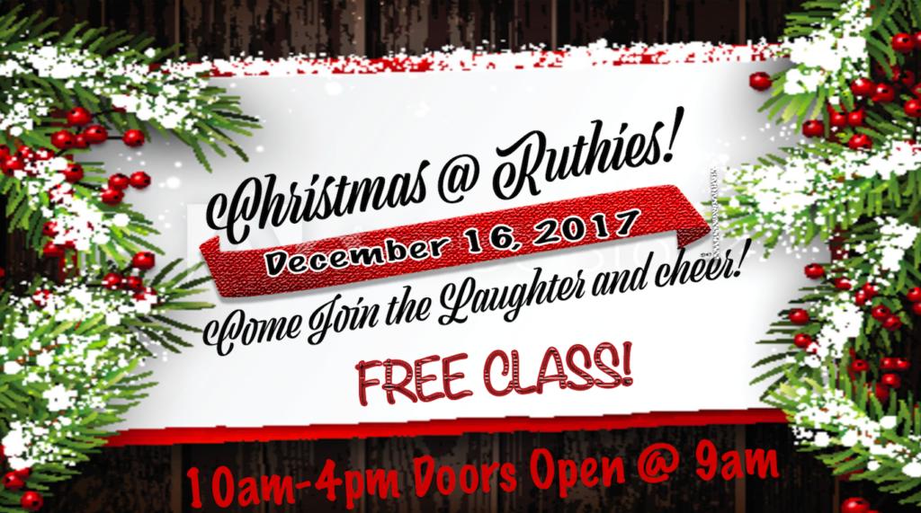 Christmas at Ruthies