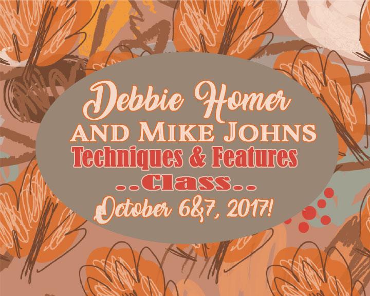 Debbie Homer Class