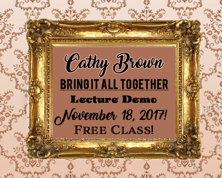 Cathy Brown Lecture Nov 18