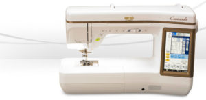 Baby Lock Crescendo Quilting and Sewing Machine