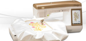 Baby Lock Unity Embroidery and Sewing Machine