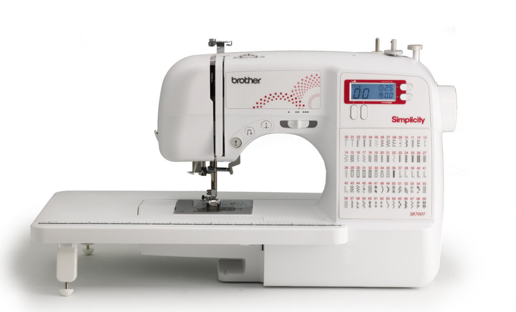 Brother Simplicity SB700T Sewing Machine