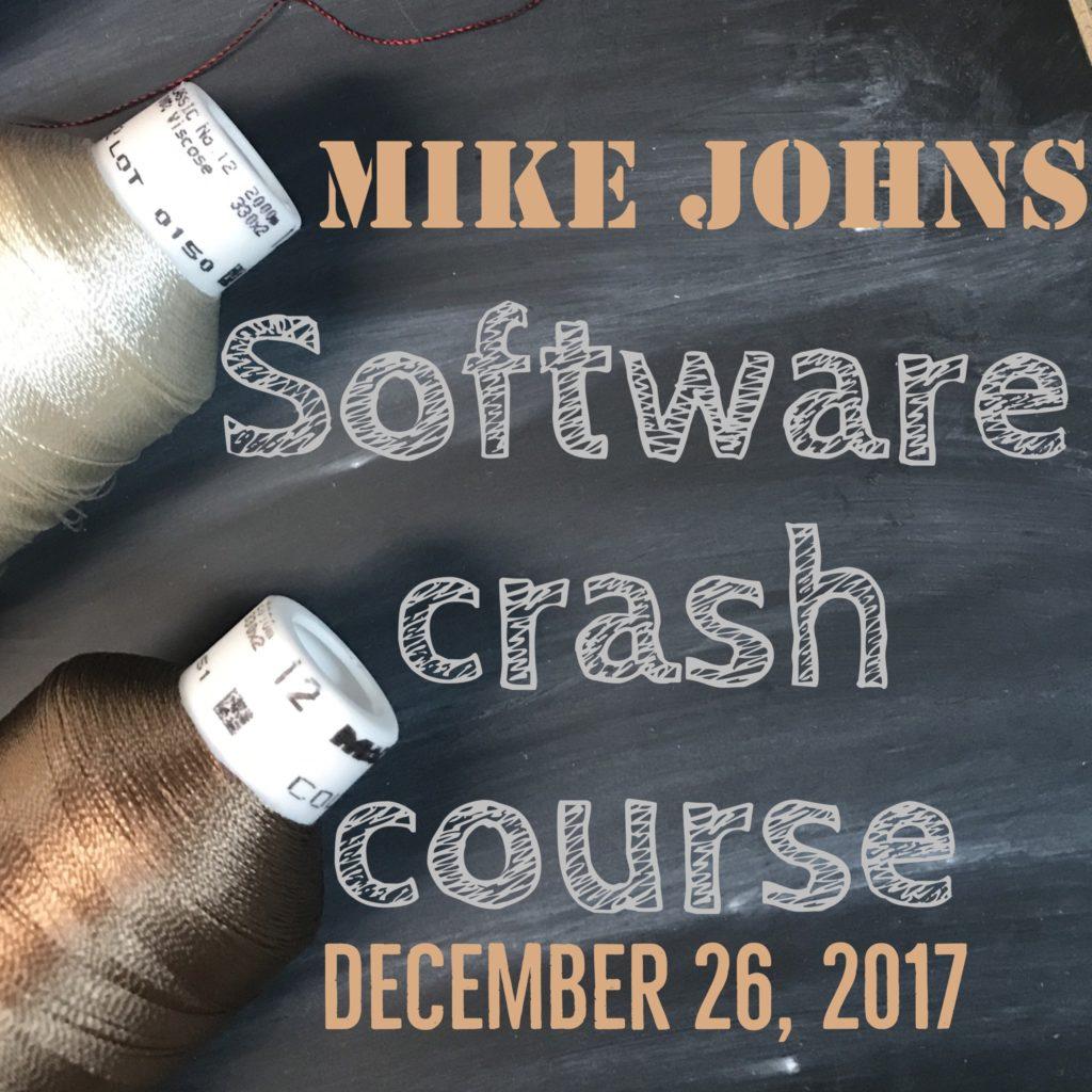 Mike Johns Software Crash Course