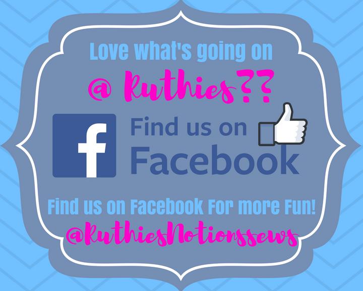 Ruthies Facebook Slider