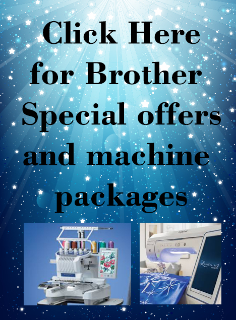 Brother Machine Sales