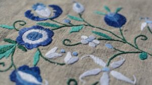 How to Display Your Sewing Machine Embroidery
