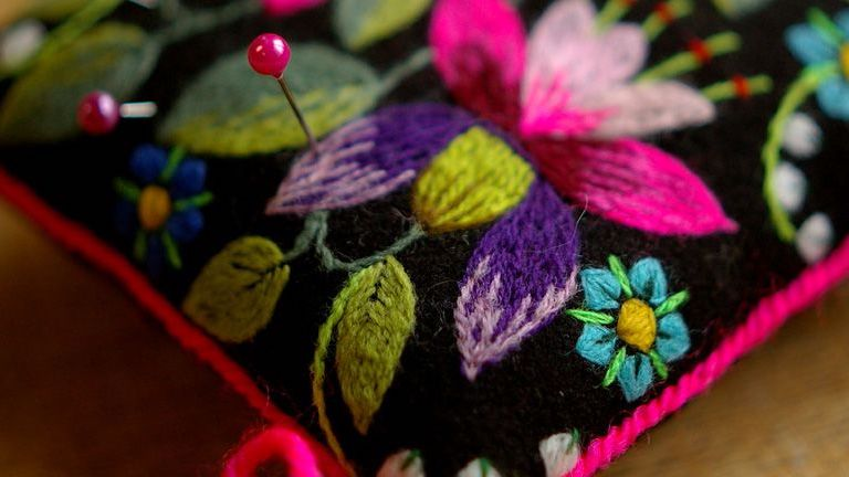 Summer Embroidery Project Ideas