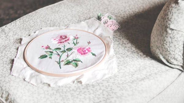 Cross Stitch vs. Embroidery What's the Difference?