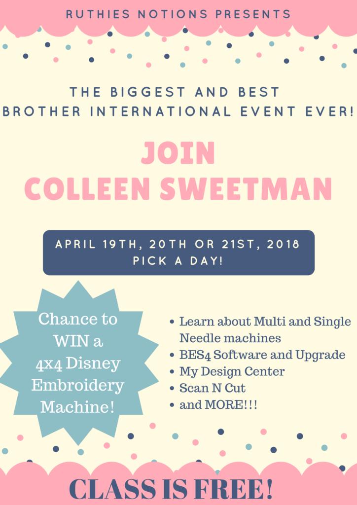 Colleen Sweetman