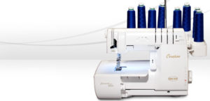Baby Lock Ovation Serger