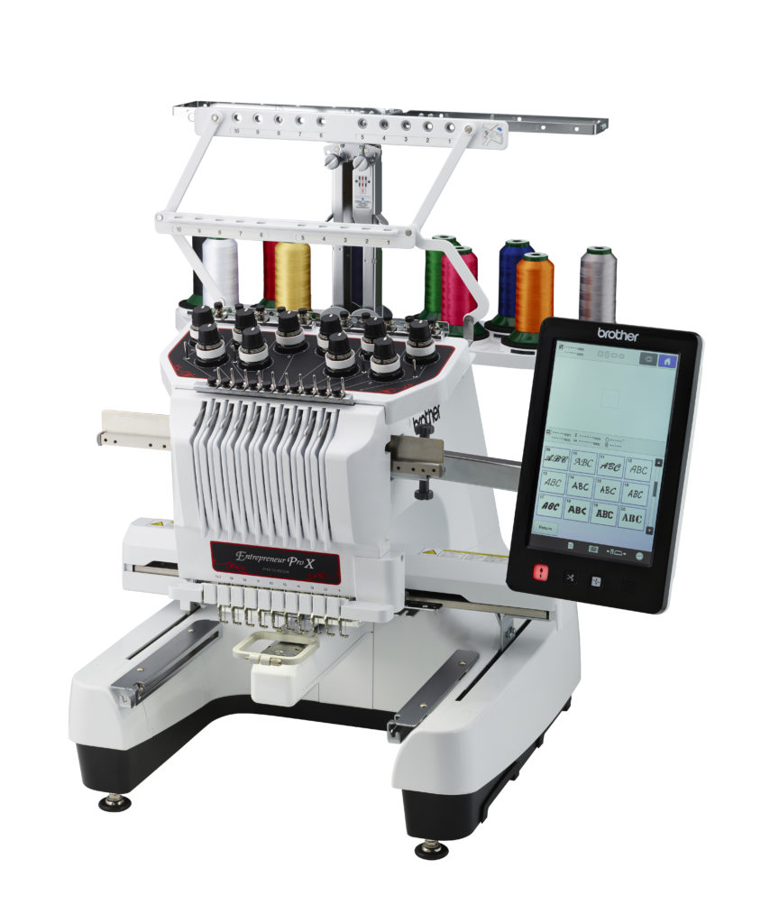 Brother Entrepreneur Pro X PR1050X Embroidery Machine