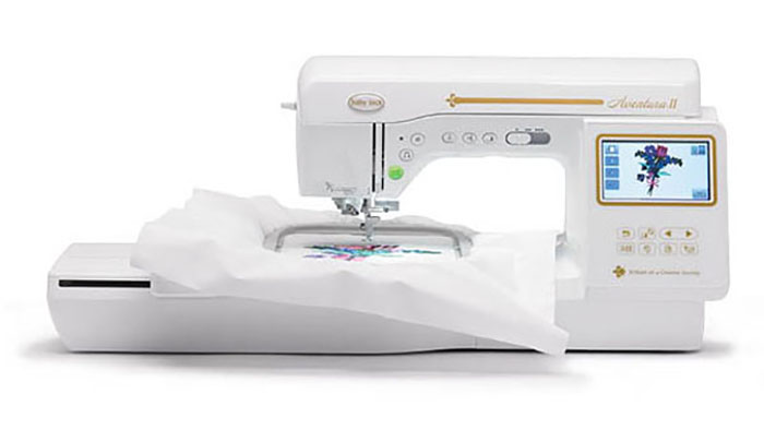 Baby Lock Aventura 2 Embroidery Machine