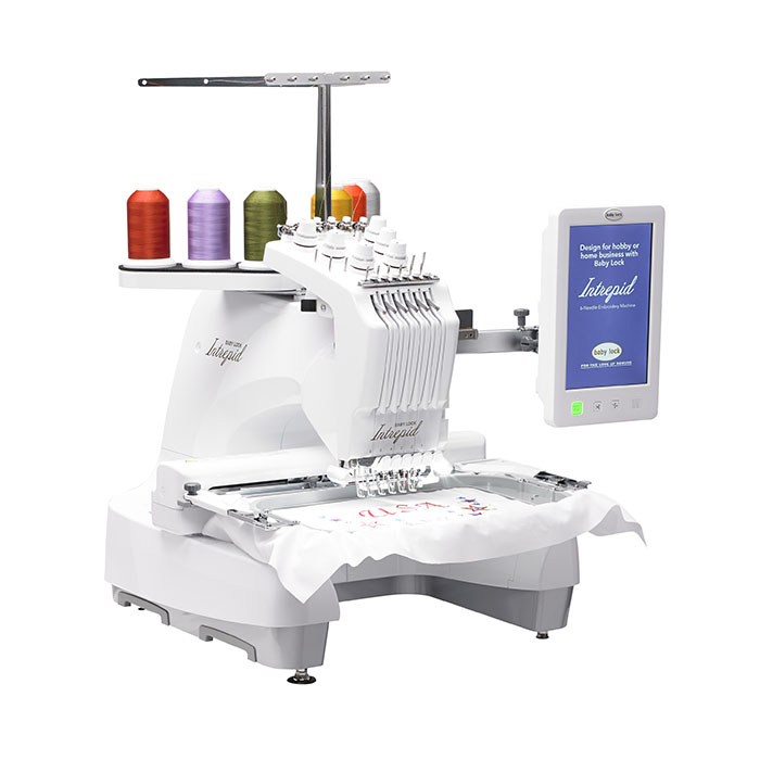 Baby Lock Intrepid Embroidery Machine