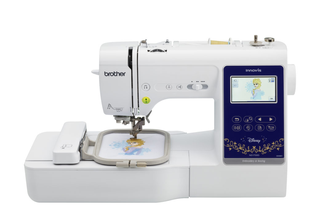 Brother Innov-is NS1750D Embroidery and Sewing Machine