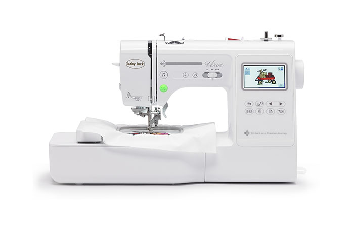 Baby Lock Verve Embroidery Machine