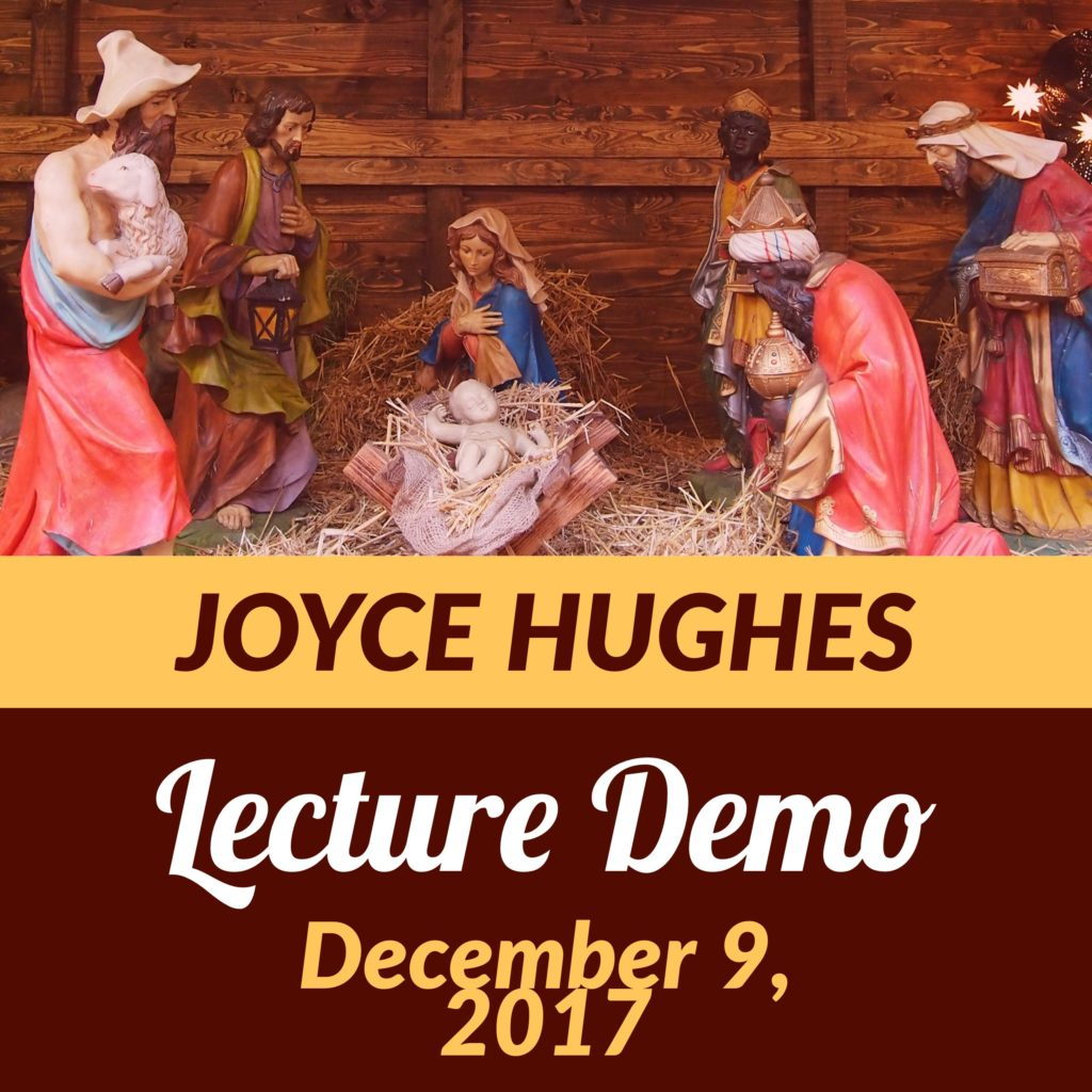Joyce Hughes Lecture Demo