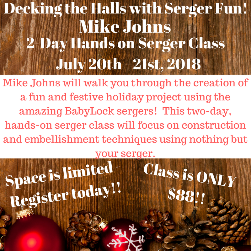 Deck the Halls with Mike Johns