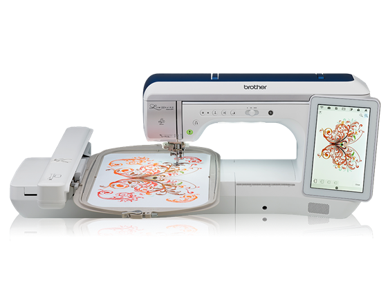 Brother Luminaire Innov-ís XP1 Embroidery, Quilting & Sewing