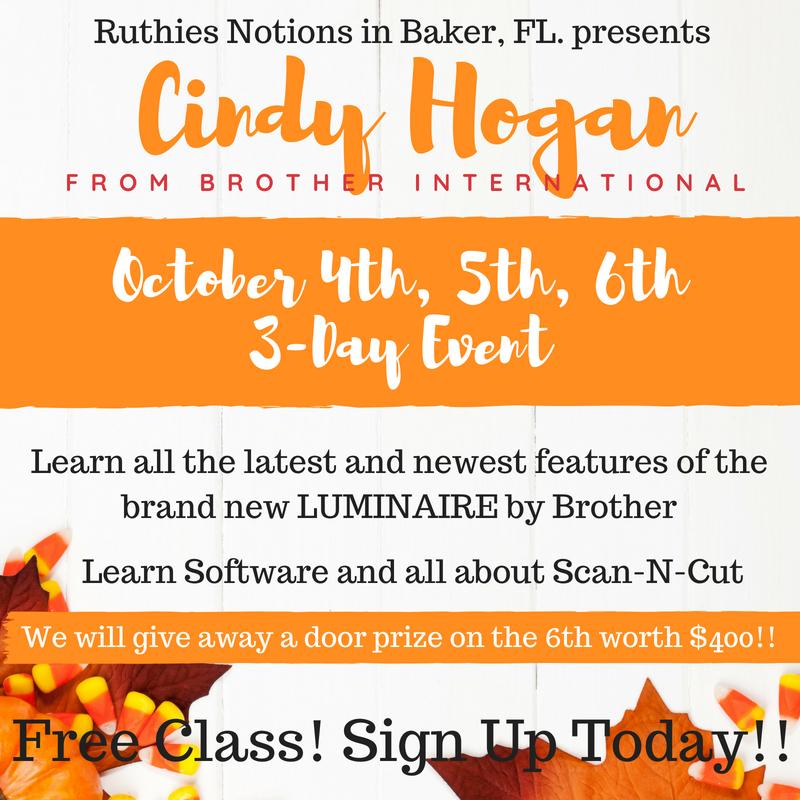 Cindy Hogan Class