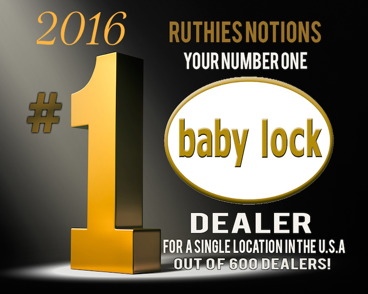 number 1 dealer babylock