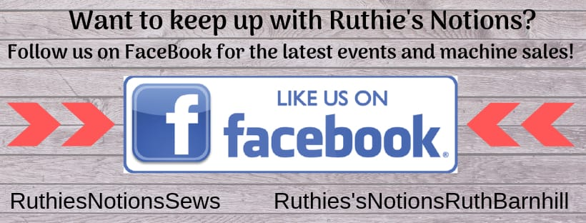 Ruthie's NotionsFacebook