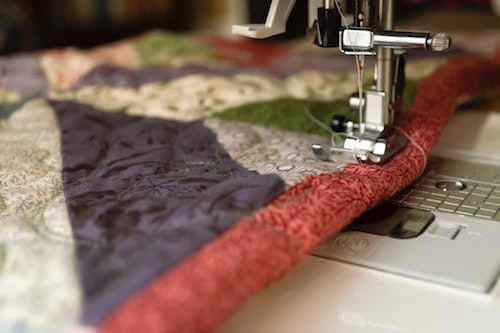 Guide to Free Motion Quilting at Home