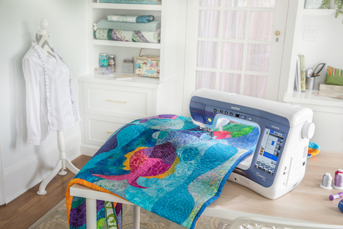 Brother Essence VM5200 Quilting, Sewing and Embroidery Machine