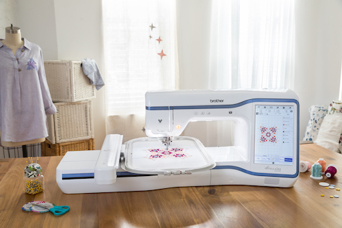 Brother Innov-is XE1 Embroidery Machine