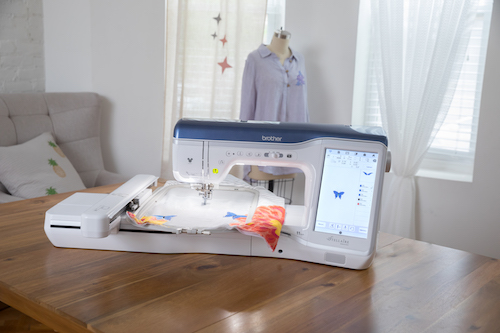 Brother Stellaire Innov-is XJ1 Sewing and Embroidery Machine