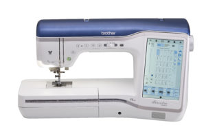 Stellaire XJ1 Sewing & Embroidery Machine
