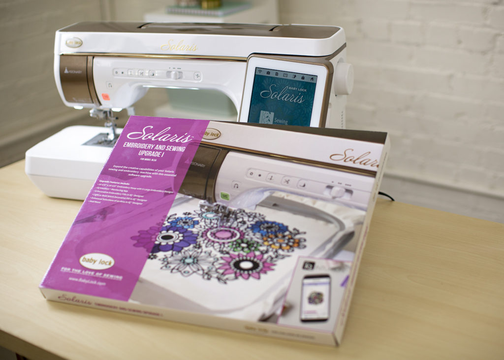 Baby Lock and Brother Sewing, Quilting, Embroidery Machines