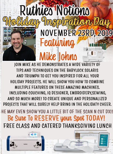 holiday inspiration day mike johns