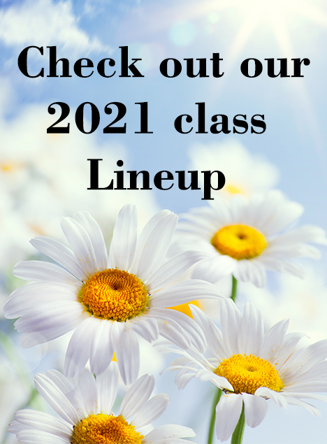 NEW2021CLASSES